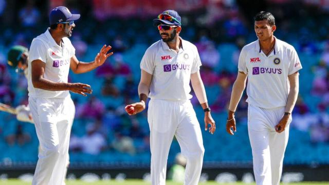 4th Test: No Bumrah and Ashwin, India's bowling attack has total experience of 4 Tests (AP Photo)