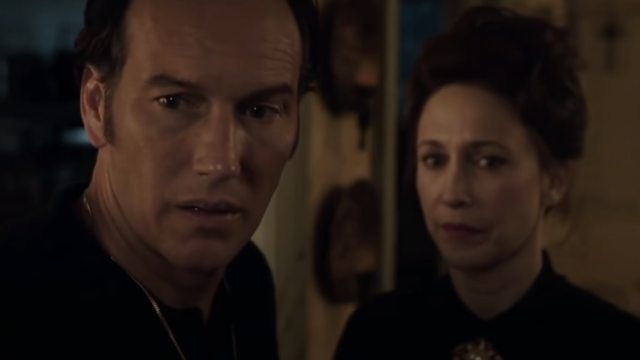 The Conjuring 3 trailer out. Ed and Lorraine Warren are caught in a terrifying case - Movies News