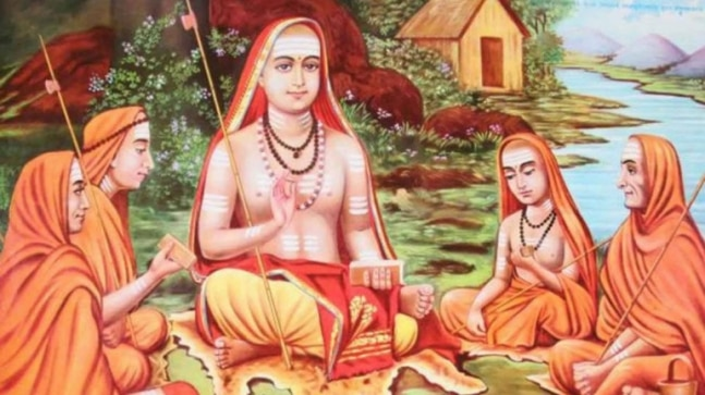 Adi Shankaracharya 1233 birth anniversary: Date, time, and significance
