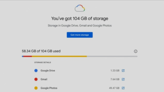 Out of storage? Follow these steps to free up your 15GB free Google storage across Gmail, Drive and Photos