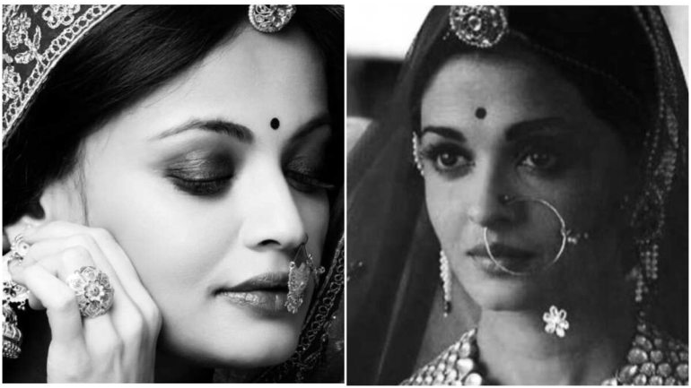 Sneha Ullal is being compared to Aishwarya Rai Bachchan for her new Instagram picture.