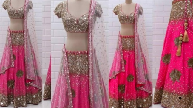 Planning to wear a lehenga for a wedding? Follow these simple steps for the same