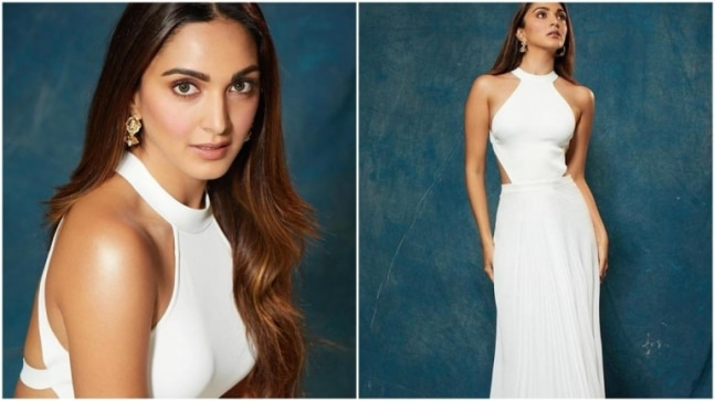 Kiara Advani rocks this Rs 2.4 lakh white Ralph Lauren evening gown, and  how! - Lifestyle News