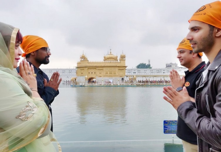 Image result for varun dhawan golden temple