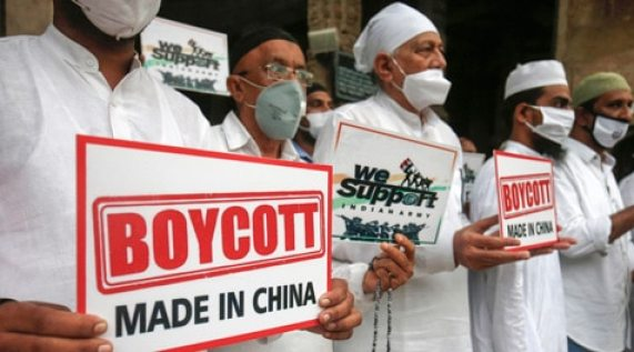 Global Times goofs up in calling 'Boycott China' a flop