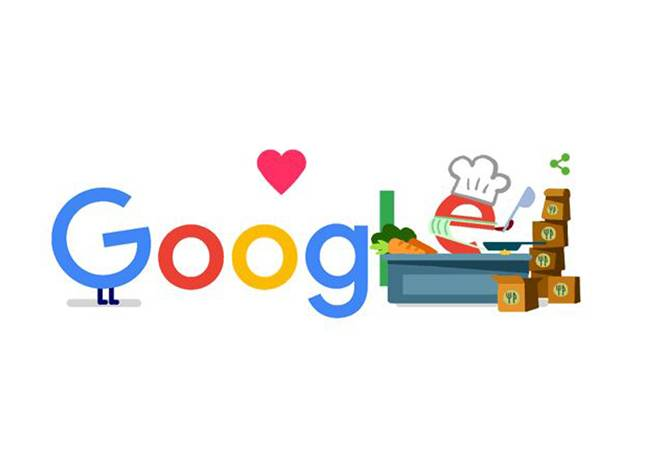 Thank You Coronavirus Helpers Google S Doodle Honours Food Service Workers