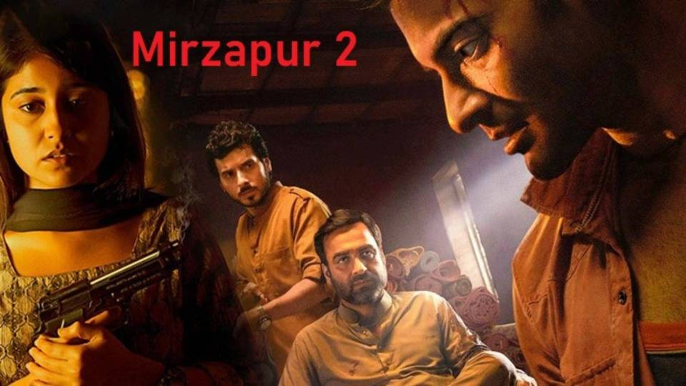 कालीन भैया वाले Mirzapur 2 Trailer रिलीज का समय आ गया है - Amazon Prime Video Web Series Mirzapur 2 Trailer Releasing Next Week, Mirzapur Season 2 Release Date Pankaj Tripathi Ali