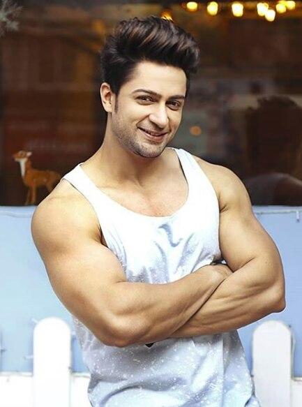 Actor Shalin Bhanot. In Bigg Boss 13, Shaleen's ex-wife Daljit Kaur was seen.