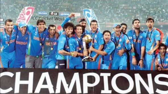 Image result for 2011 cricket world cup