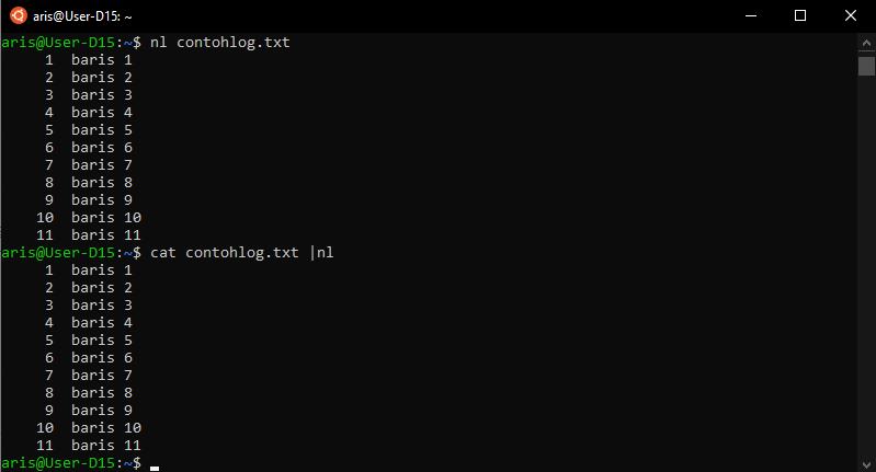 sort, join, cut, ispell/aspell, tr, paste, expand, nl, perl text manipulation manipulasi teks dengan linux
