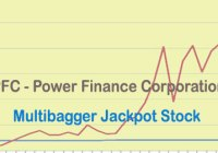 Multibagger Jackpot Stock Power Finance Corporation (PFC)
