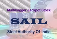 Get 380% Return On Multibagger Jackpot Stock SAIL