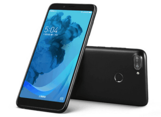 Lenovo K320t with Dual Cameras And 5.7 Inch HD Display