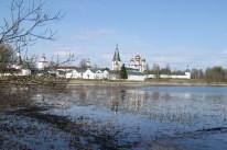 Iversky Monastery (1656). You feel like returning home