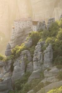 The Holy Monastery of Rousanou