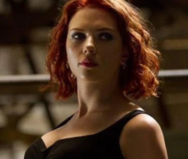 Watch Scarlett Johansson Kicks Serious Butt In New Avengers Clip