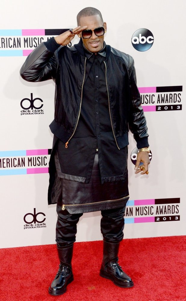 R. Kelly, American Music Awards