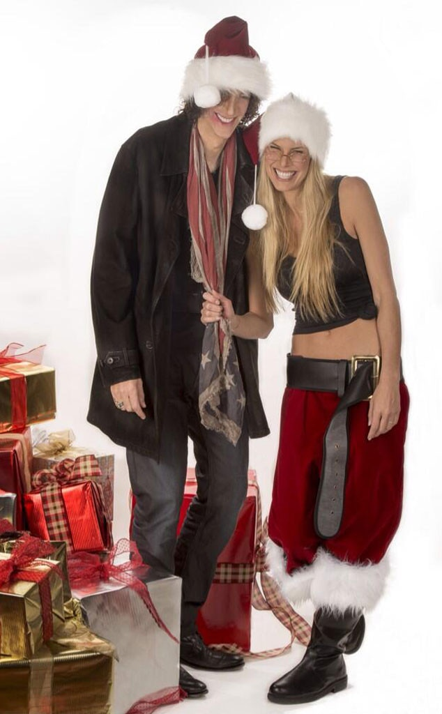 Howard Amp Beth Stern From Celebrity Christmas Cards E News
