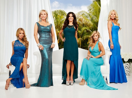 Real Housewives Of Miami Star Lisa Hochstein Ecstatic