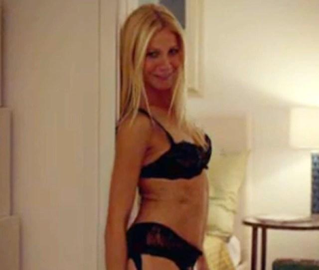 Gwyneth Paltrow Flaunts Hot Body In Sexy Lingerie E News Canada