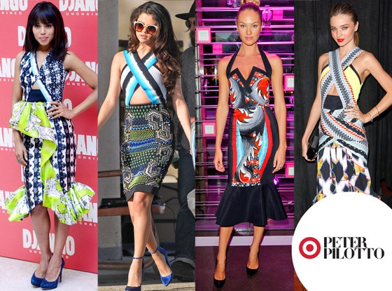 Target Announces Peter Pilotto Collaboration For Spring