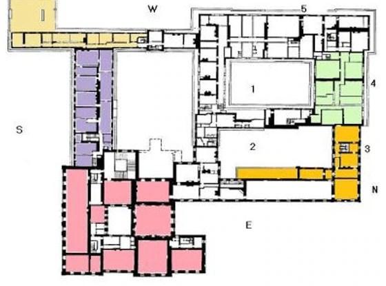 Nottingham Cottage Kensington Floor Plan