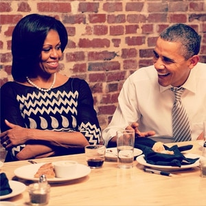 Michelle Obama Wishes Barack Happy Valentines Day With