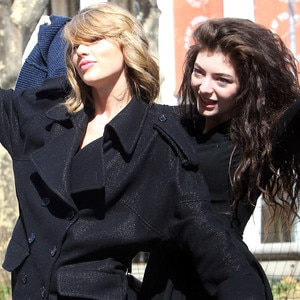 Style 180! Taylor Swift And Lorde Go From Catholic School