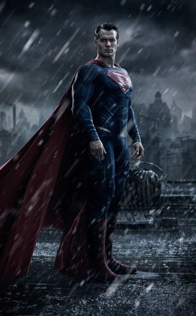 Batman vs. Superman, Superman, Henry Cavill