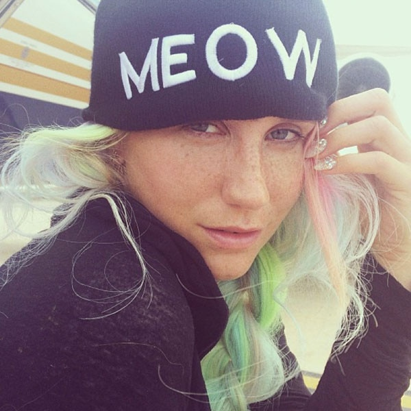Kesha Looks Gorgeous Without Makeup See The Pic E News