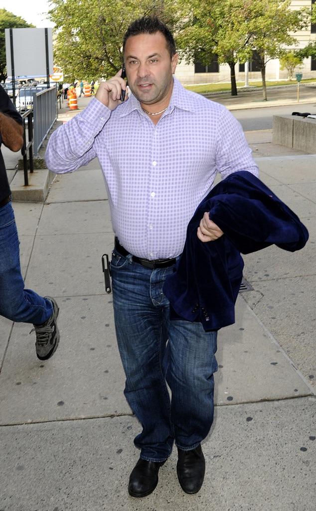 Joe Giudice Accepts Plea Deal In Drivers License Fraud
