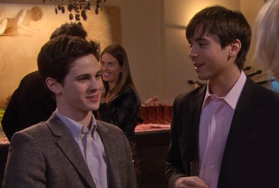 Gossip Girl Couples, Connor Paolo, Matt Doyle
