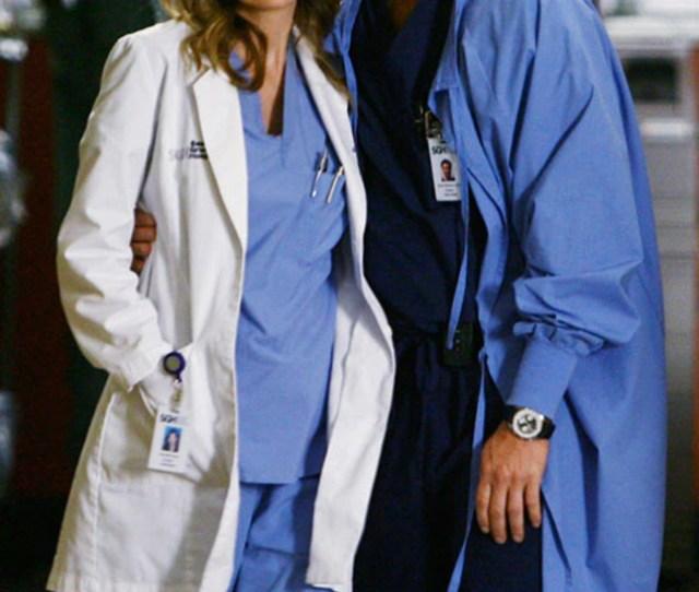 Greys Anatomy Ellen Pompeo Patrick Dempsey