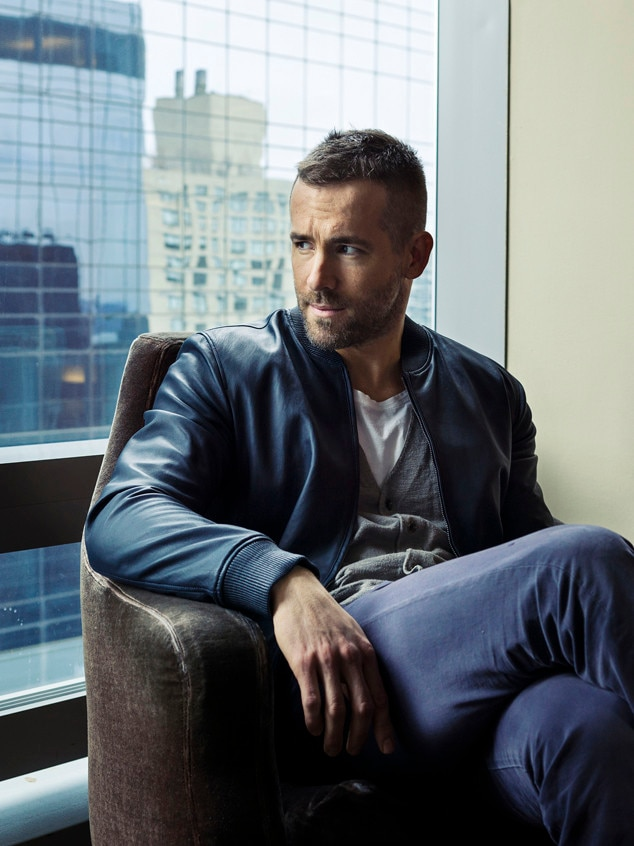 Ryan Reynolds From The Big Picture Todays Hot Photos E