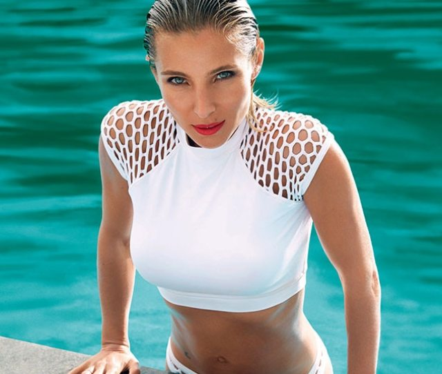 Elsa Pataky Talks About Her Healthy Competition With Chris