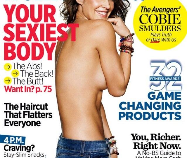 Cobie Smulders Womens Health