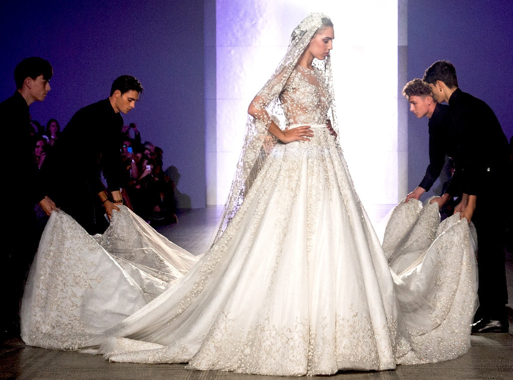 Ralph & Russo, 2014 From Most Show-Stopping Wedding Gowns