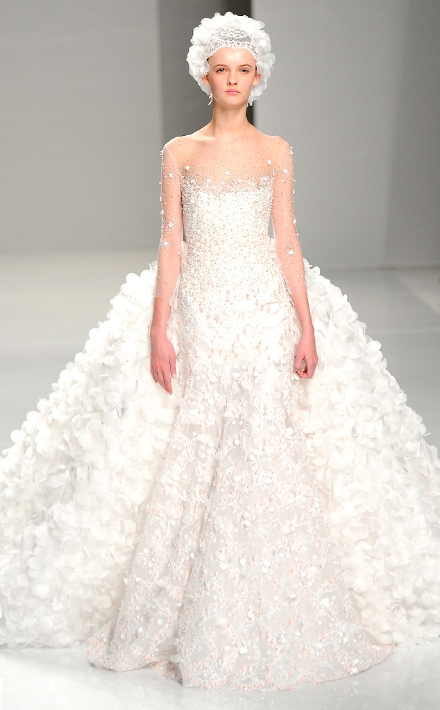 Georges Hobeika, 2015 From Most Show-Stopping Wedding