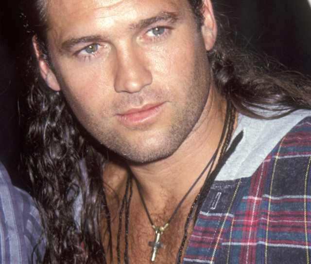 Celebs With Mullets Billy Ray Cyrus