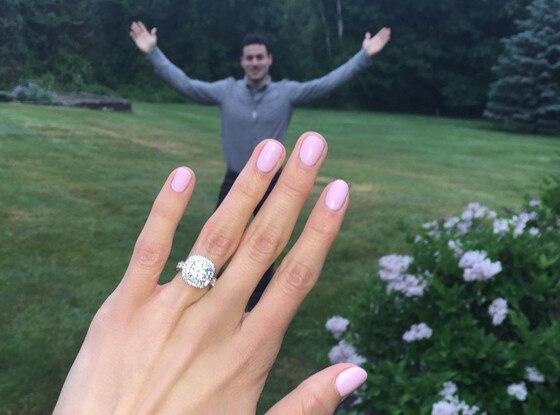 Nastia Liukin Engaged See The Olympians Gorgeous Ring