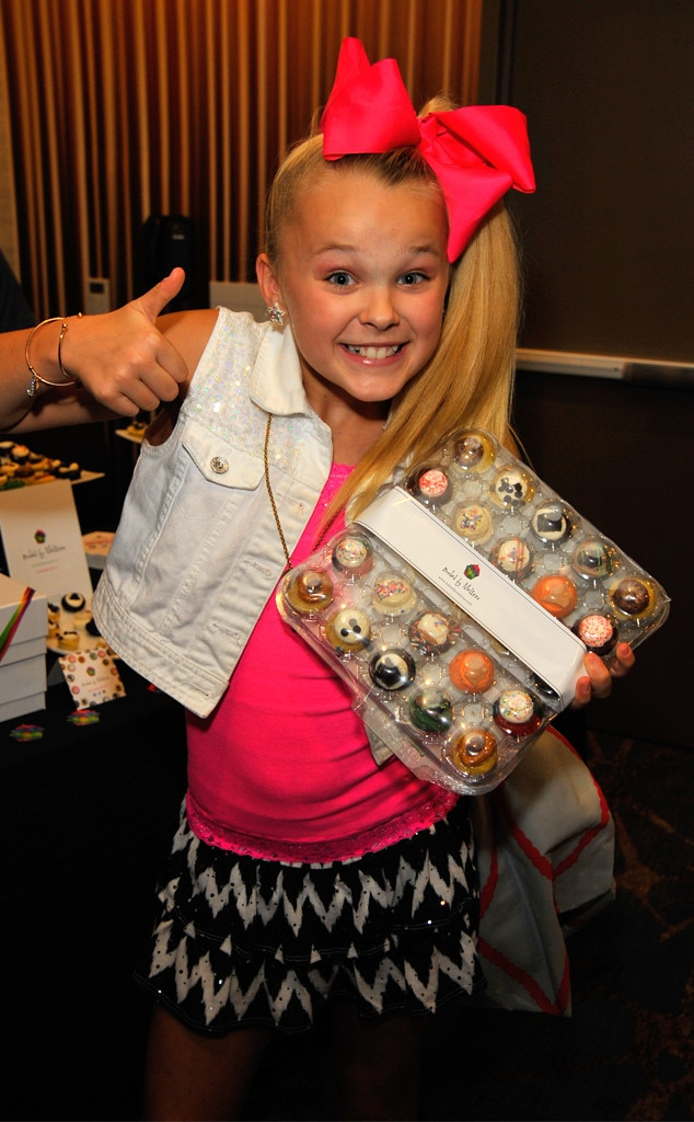 JoJo Siwa From Stars Really Do Eat E News