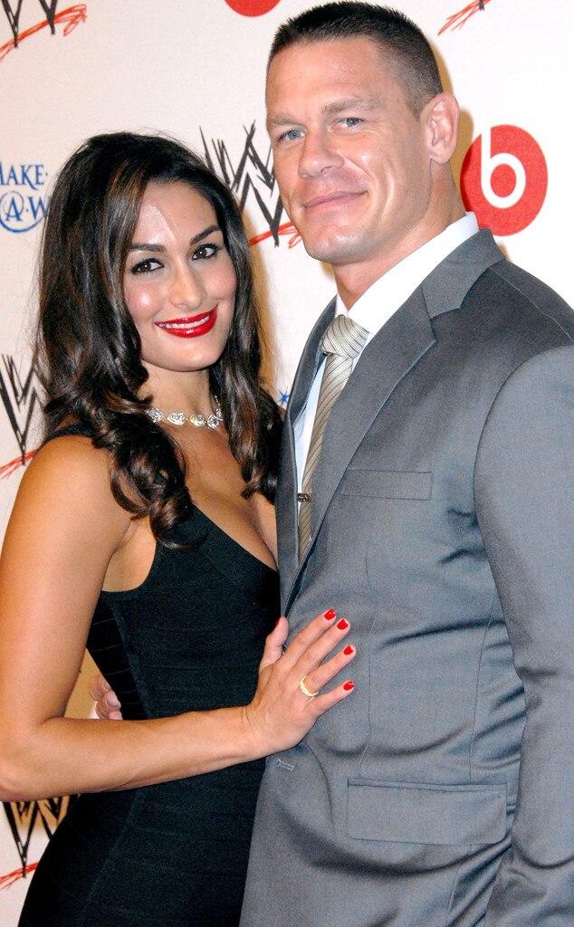 Nikki Bella, John Cena, SummerSlam, WWE Total Divas
