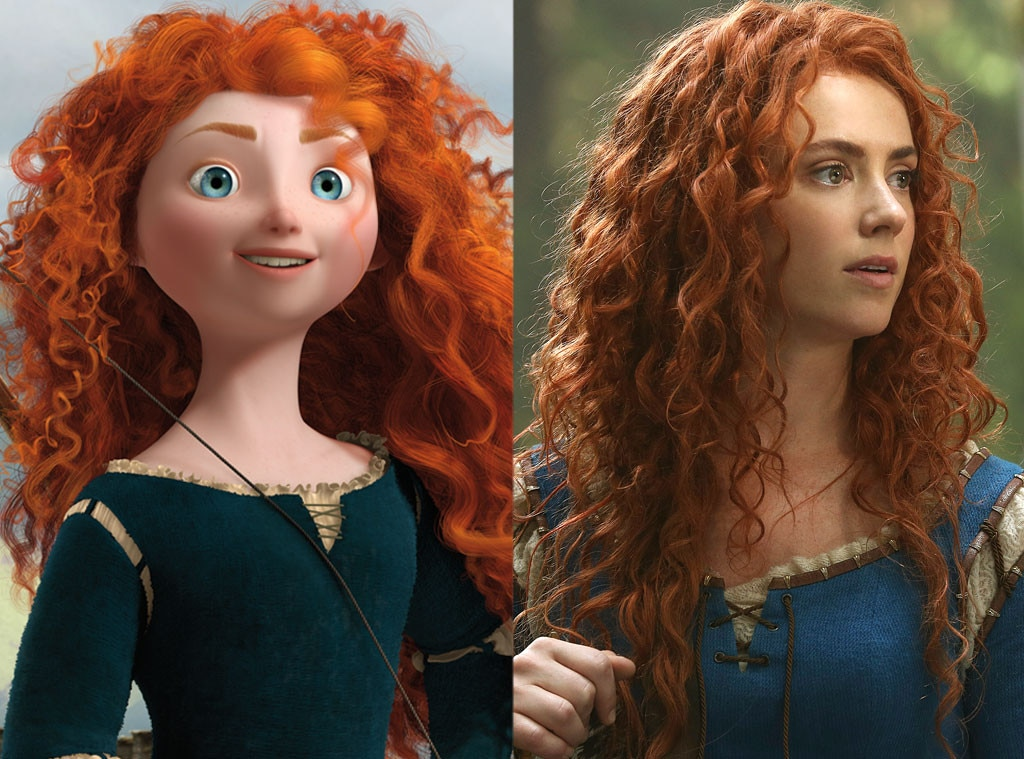 Braves Merida From 15 Disney Characters We Need To See On