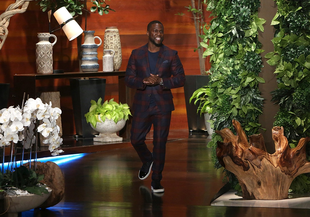 Kevin Hart Jokes He Saved Lady Gagas Life After Her Win