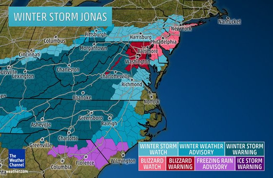 Channel 6 1 Winter Map 14 Weather Storm