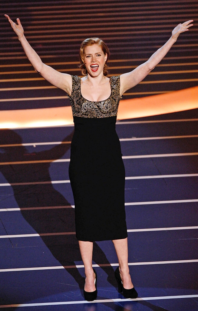 Amy Adams, Oscars 2008