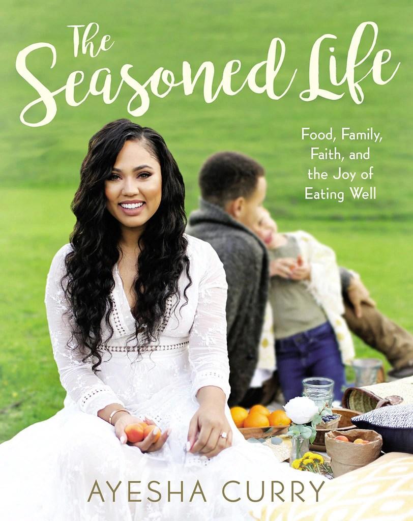 Ayesha Curry, Celebrity Cookbooks