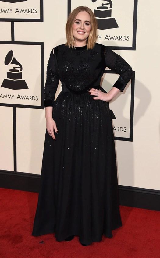 Adele, 2016 Grammy Awards