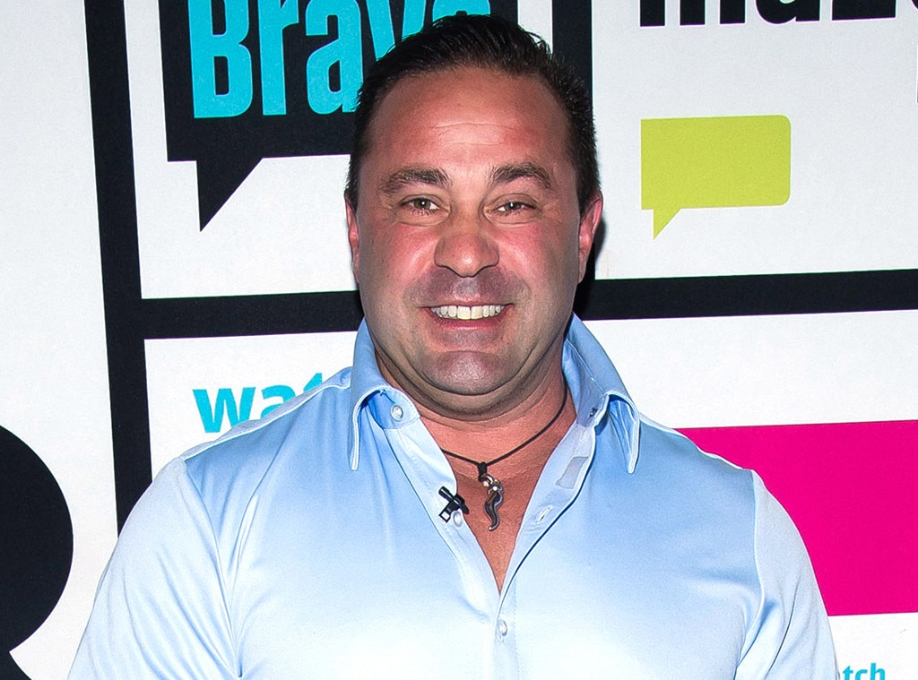 Joe Giudice Remains Strong In Prison An Update On His