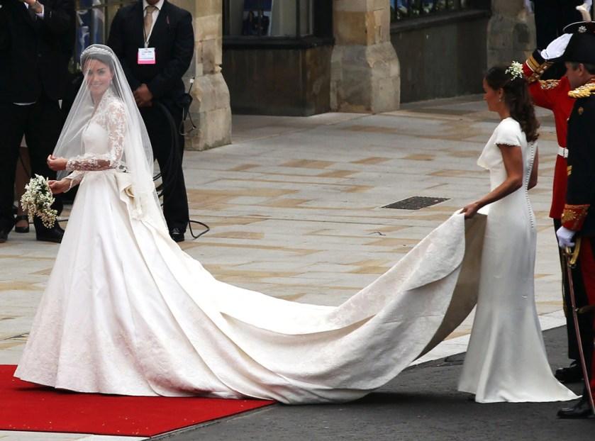 Kate Middleton Prince William Royal Wedding Pippa